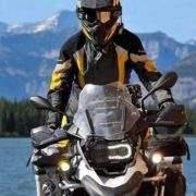 Ruta en moto España