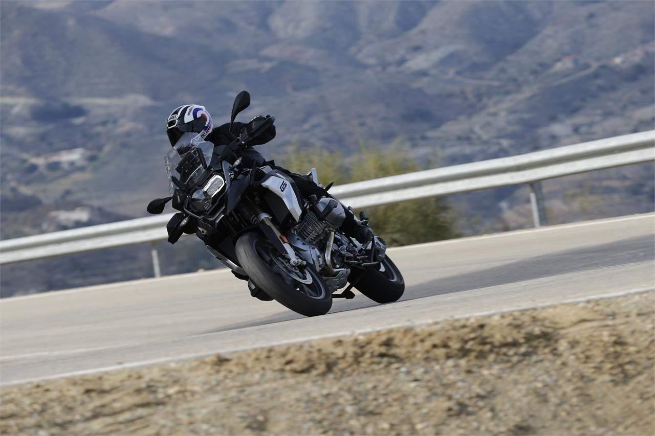 Tour en moto España
