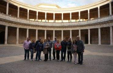 Viaje moto Andalucia