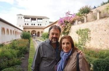 Viaje en moto por Andalucía