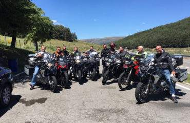 Tour en moto por Portugal