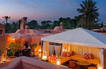 Tour en moto por Marruecos