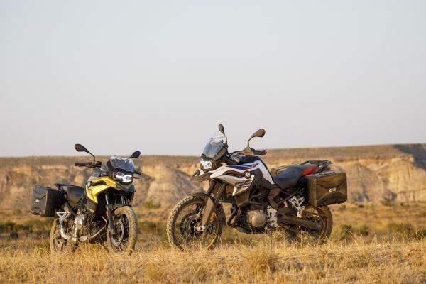 Alquiler moto BMW F 750 GS Y F 850 GS