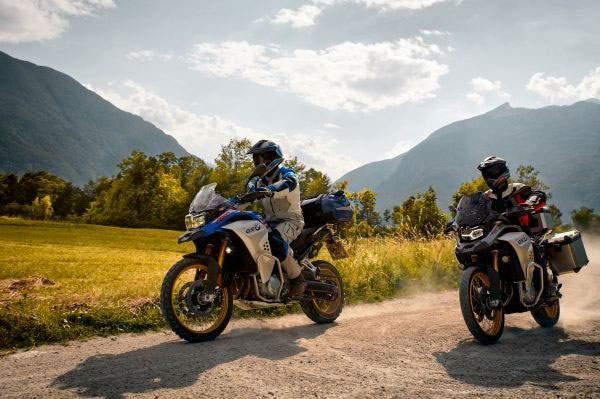 Alquiler moto BMW F 850 GS