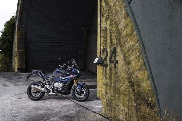 Alquiler de moto bmw
